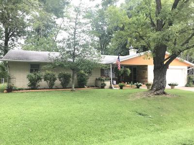 Carbondale Single Family Home For Sale: 1540 E Gary Dr Drive