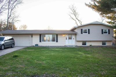 Carterville Single Family Home Active Contingent: 119 Weisbrook Lane
