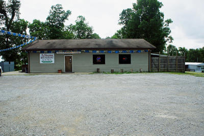 Pope County Commercial For Sale: 510 Straight Street