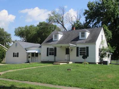 Benton Single Family Home For Sale: 112 E Bond Street