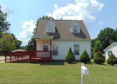 Herrin Single Family Home For Sale: 1221 S 16th Street