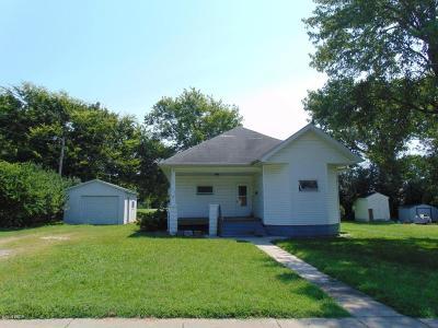 Murphysboro Single Family Home For Sale: 712 S 20th Street