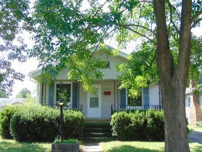 Murphysboro Single Family Home For Sale: 2015 Clarke Street