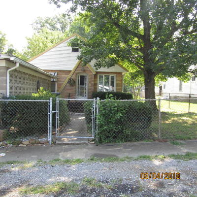 West Frankfort Single Family Home For Sale: 504 N Gardner