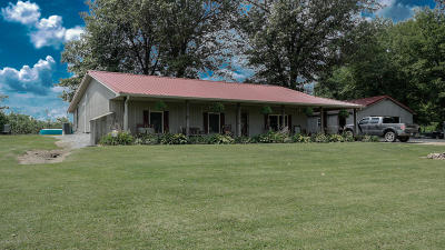 Pope County Single Family Home For Sale: 1977 Bay City Road