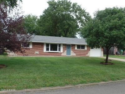 Carterville Single Family Home Active Contingent: 300 Lakeshore Drive