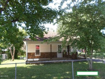 West Frankfort Single Family Home For Sale: 710 E 8th Street