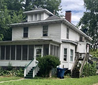 Murphysboro Multi Family Home For Sale: 1913 Division Street