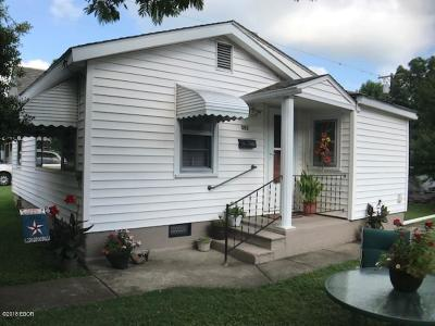 Herrin Single Family Home For Sale: 503 N 19th Street