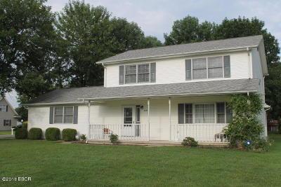 Herrin Single Family Home For Sale: 3033 Willow Branch Lane