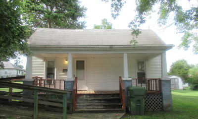 Johnston City Single Family Home For Sale: 604 E 7th Street