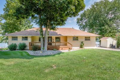 Single Family Home For Sale: 12861 Oasis Court