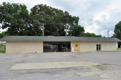 Hamilton County Commercial For Sale: 210 E Randolph Street