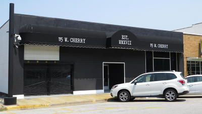 Williamson County Commercial For Sale: 115 W Cherry Street