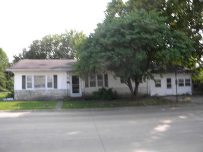 Herrin Single Family Home For Sale: 621 N 10th Street
