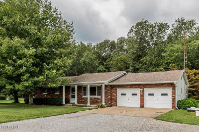 Saline County Single Family Home For Sale: 265 N Hankins Road