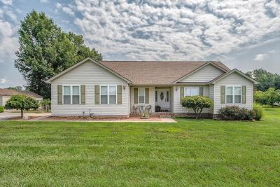 Carterville Single Family Home For Sale: 11964 Strawberry Road