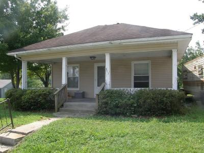 Carterville Single Family Home For Sale: 813 Ridge Street