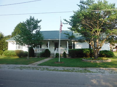 Benton Single Family Home Active Contingent: 510 N Stotlar Street