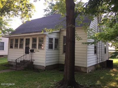 Herrin Single Family Home For Sale: 1013 S 14th Street
