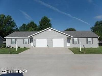 Saline County Multi Family Home For Sale: 10 Fox Hollow Drive