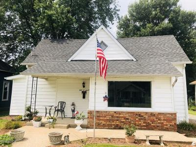 Carterville Single Family Home Active Contingent: 407 S Pennsylvania Avenue