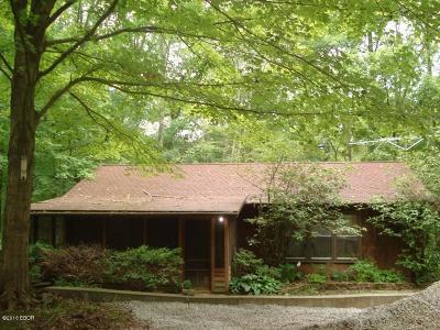 Makanda IL Single Family Home For Sale: $79,900
