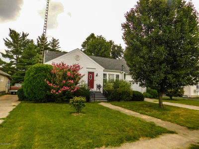 West Frankfort Single Family Home For Sale: 705 E Lindell Street