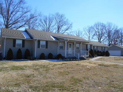 Saline County Single Family Home For Sale: 105 Quails Run Lane