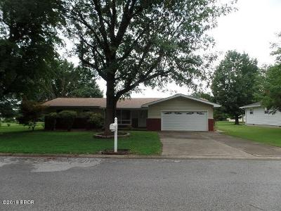 Marion Single Family Home For Sale: 1811 Julianne Drive