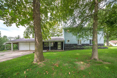 West Frankfort Single Family Home For Sale: 1021 Caprice Road