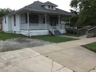 Murphysboro Single Family Home For Sale: 2045 Clark Street