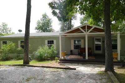 Massac County Single Family Home Active Contingent: 9819 Hohman Lake Road