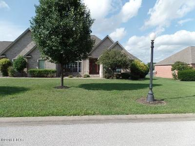 Marion Single Family Home For Sale: 1604 S Lake Drive