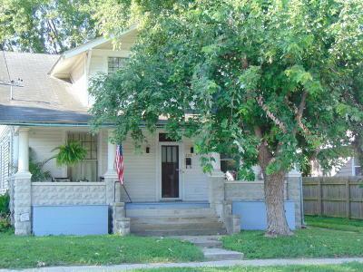 Murphysboro Single Family Home For Sale: 2117 Walnut Street
