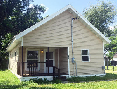 Marion IL Single Family Home For Sale: $299,900