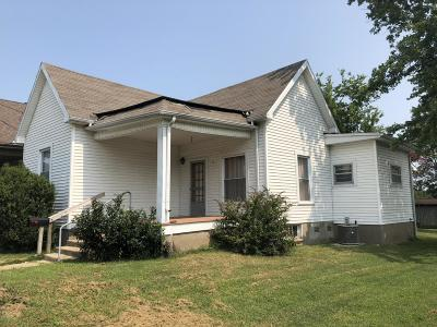 Massac County Single Family Home For Sale: 113 E 11th Street