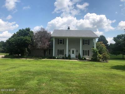 Murphysboro Single Family Home For Sale: 546 Lake Shore Drive