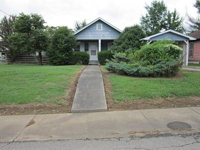 Massac County Single Family Home For Sale: 611 W 9th Street