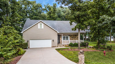 Benton Single Family Home For Sale: 15579 Lakepoint Drive
