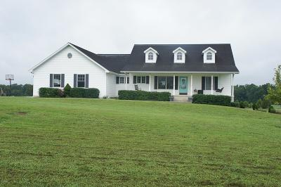 Pope County Single Family Home For Sale: 167 Coonhunters Road