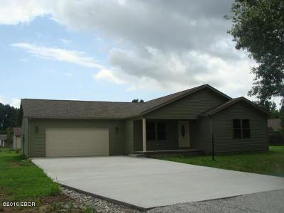 Herrin Single Family Home For Sale: 600 E Carroll