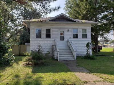 Benton Single Family Home For Sale: 105 S 8th Street