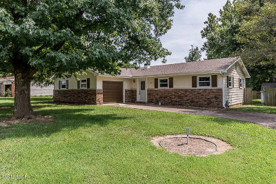 Marion Single Family Home Active Contingent: 2905 Edgewood Park