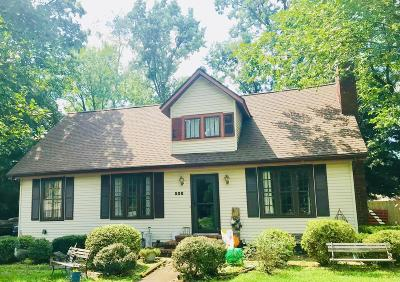 Marion Single Family Home For Sale: 520 S Future Street