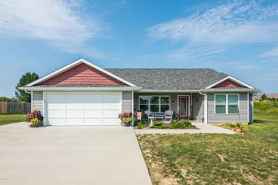 Carterville Single Family Home Active Contingent: 12259 Roseman Court