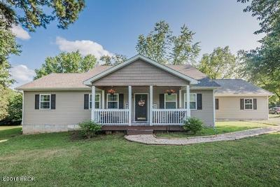 West Frankfort Single Family Home For Sale: 19482 State Highway 149