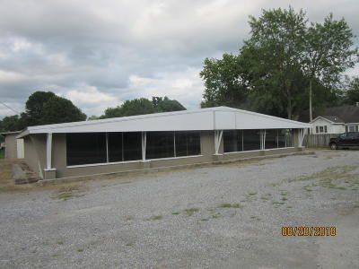Massac County Commercial For Sale: 1209 W 10th Street