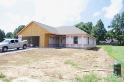 Marion Single Family Home Active Contingent: 1408 Dew Drop Drive