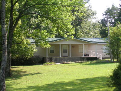 Johnson County Single Family Home For Sale: 2965 Gilead Church Road